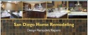 San Diego Home Remodeling Logo