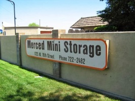 Merced Mini Storage, Merced